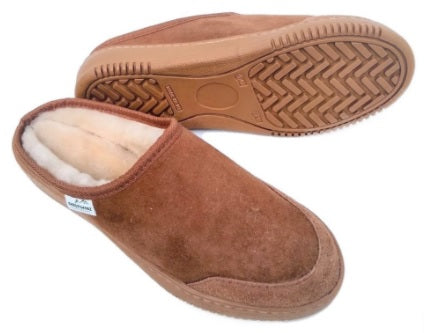 Unisex Loafer Clog Slipper - NZ Made