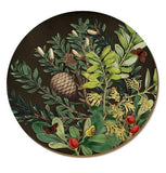 Pine Cone & Berries - Placemat