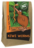 Kiwi Worms Sweets 110g
