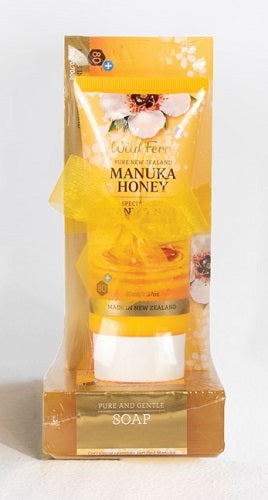 Wild Ferns Manuka Honey - Gift Tower Set of 3