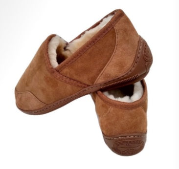 Unisex Sioux Slipper - NZ Made