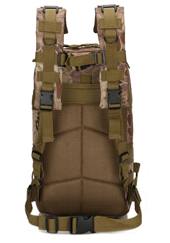 US Assault Tactical Rucksack-Camouflage