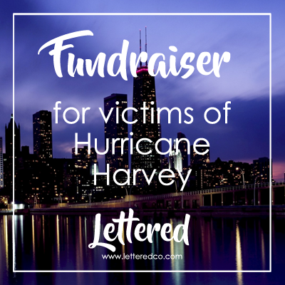 Fundraiser for Victims of Hurricane Harvey