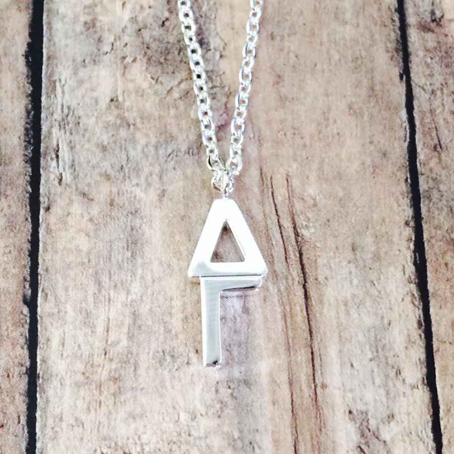 Delta Gamma Necklace
