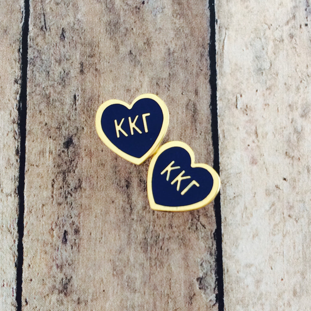Kappa Kappa Gamma Earrings