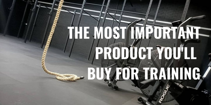 The Most Important Product You'll Buy For Training