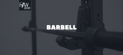 Barbell - Raw Fitness Equipment