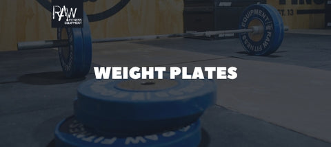 Weight Plates - Raw Fitness Equipment
