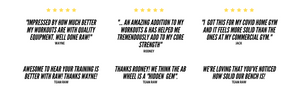 RAW Fitness Equipment Reviews