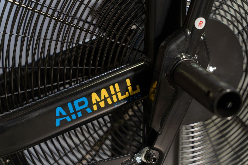 Airmill Air Bike - RAW Fitness Equipment