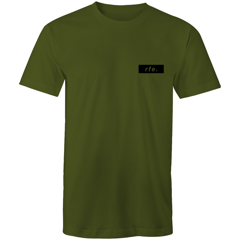 BLACK BOX LOGO TEE [MORE COLOURS] - RAW Fitness Equipment