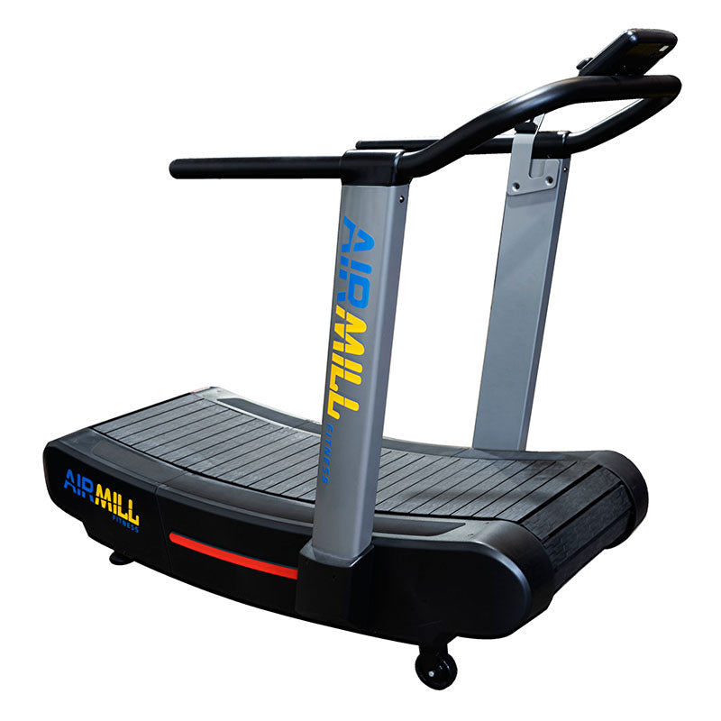 AIRMILL – AIR RUNNER CURVED TREADMILL - RAW Fitness Equipment