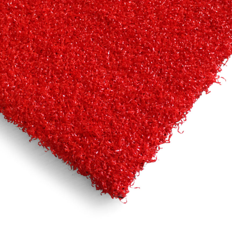 ASTRO SLED TURF RED CURLY 2M X 15M