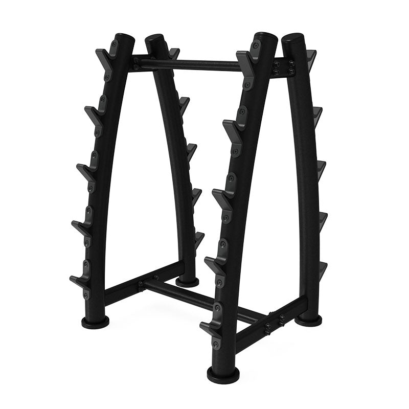 Fixed Barbell 10-Tier Rack - RAW Fitness Equipment