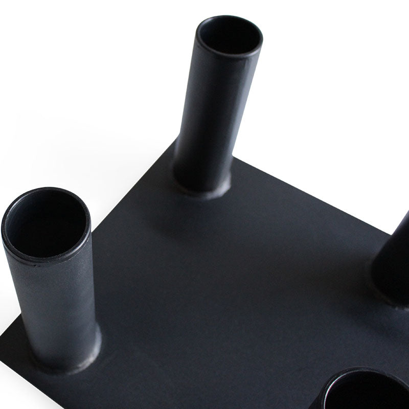 BAR HOLDER – 6 HOLE RACK - RAW Fitness Equipment