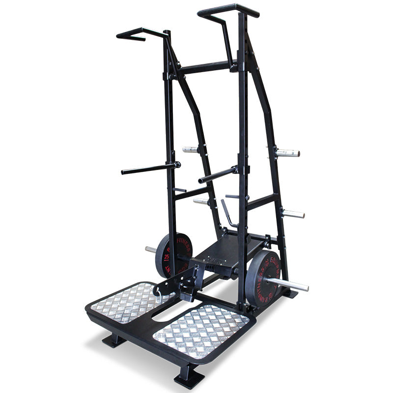 BELT-SQUAT TOWER - RAW Fitness Equipment