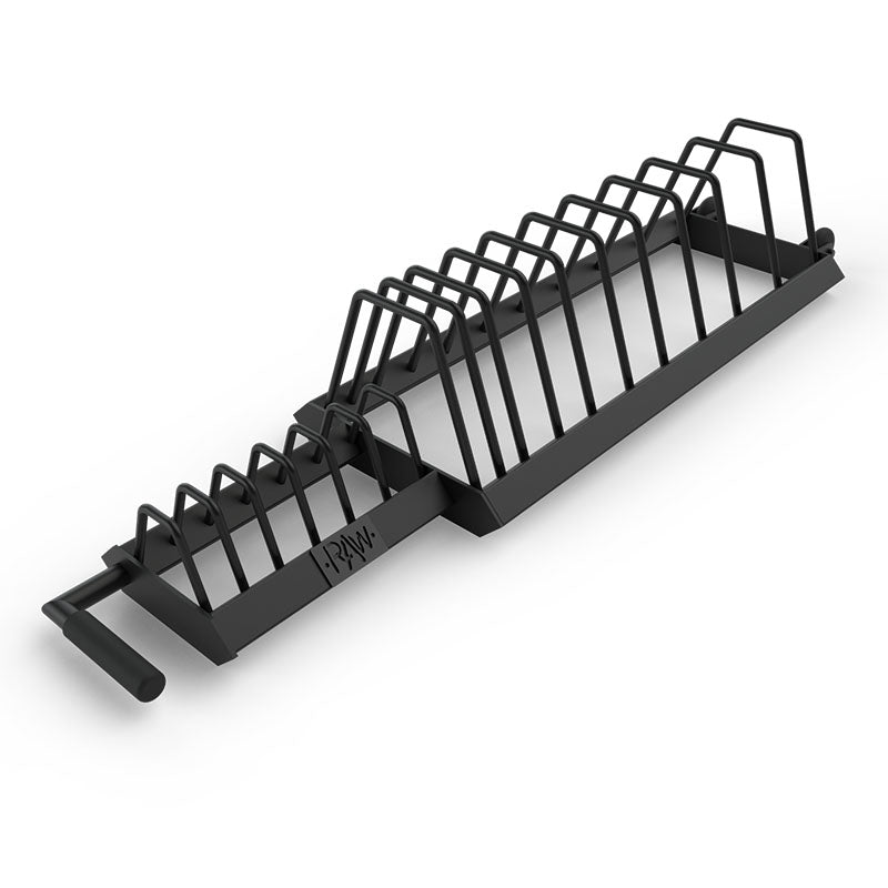 Bumper Plate Toaster Rack - RAW Fitness Equipment