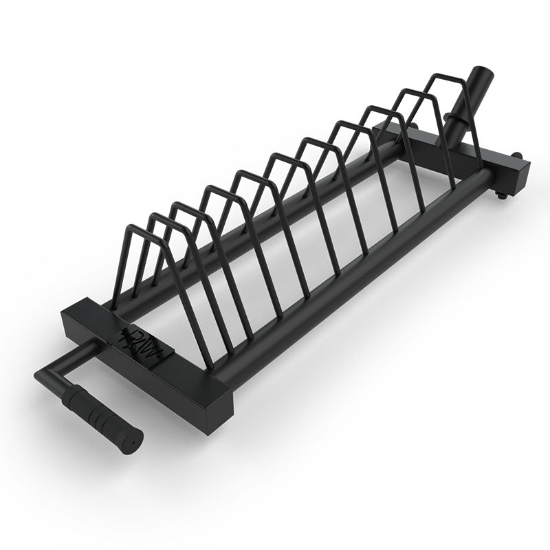 BUMPER PLATE RACK – TOASTER COMPACT - RAW Fitness Equipment