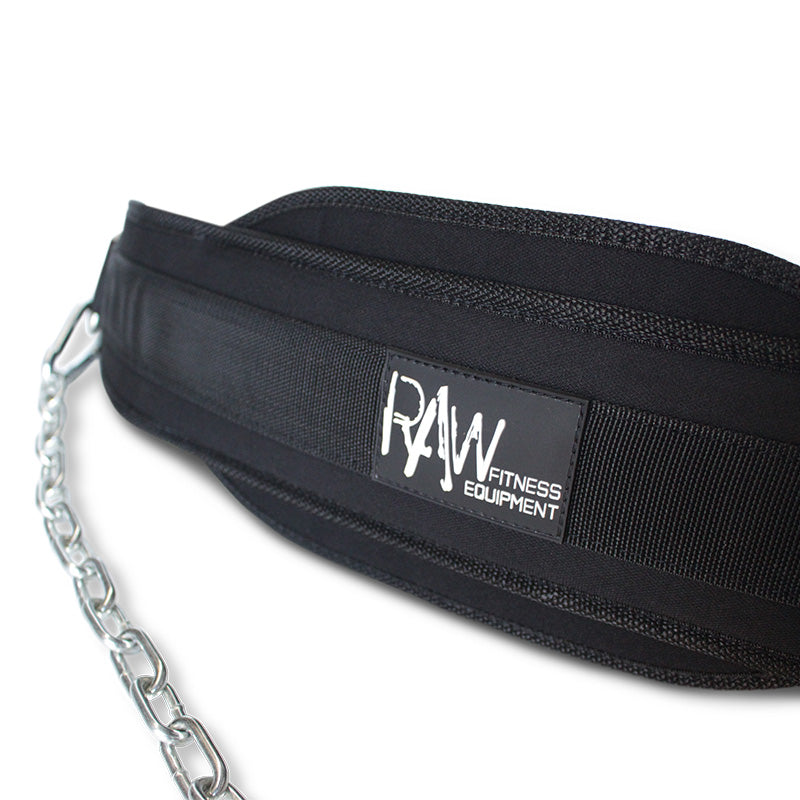 DIP BELT NYLON - RAW Fitness Equipment