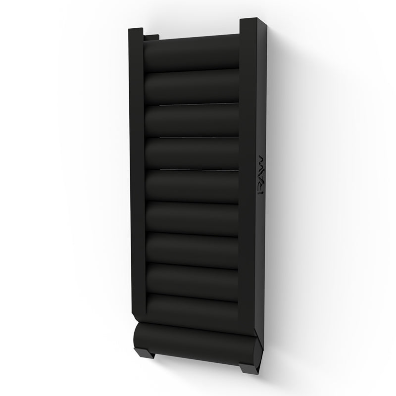 FOAM ROLLER - WALL MOUNTED STORAGE RACK - RAW Fitness Equipment