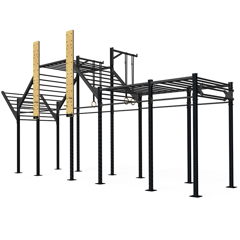 Free-Standing Rig - Concept 12 - RAW Fitness Equipment