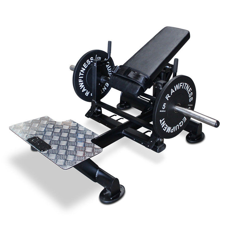 Hip Thrust Machine - RAW Fitness Equipment