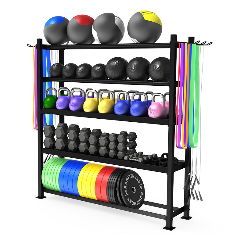 Multipurpose Rack - RAW Fitness Equipment