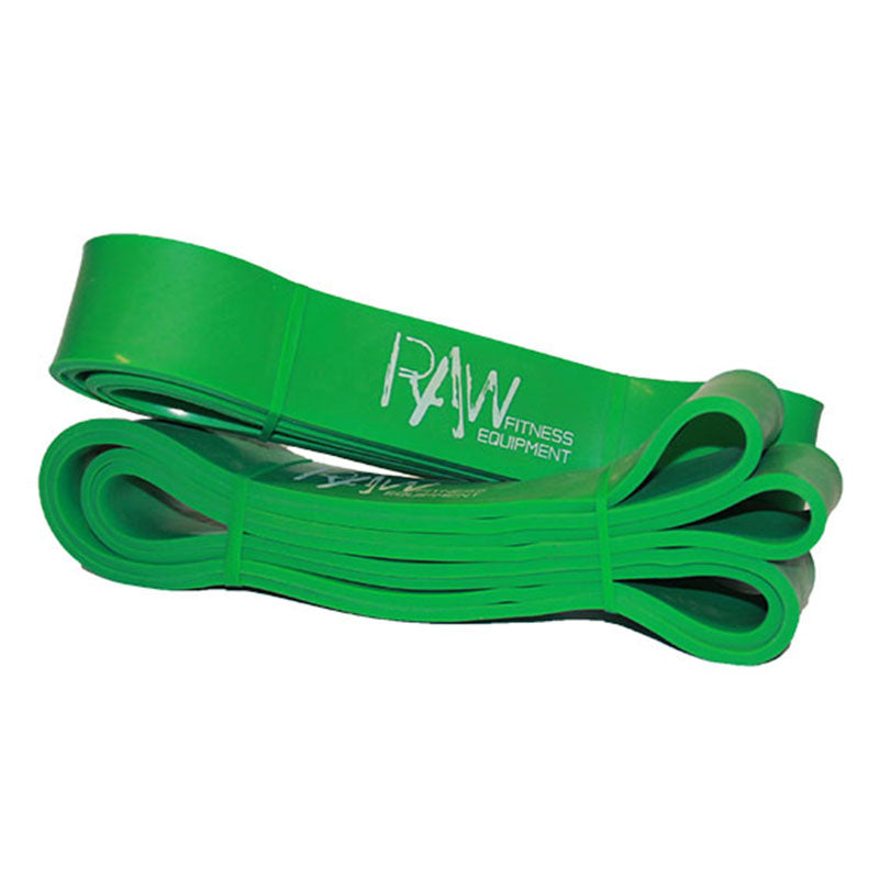 POWER BANDS – L/GREEN - RAW Fitness Equipment