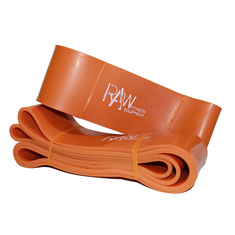 POWER BANDS – XXL/ORANGE - RAW Fitness Equipment