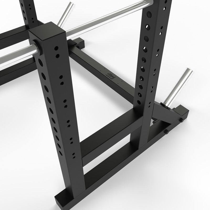 Titan Power Rack Lite Power Stands - RAW Fitness Equipment