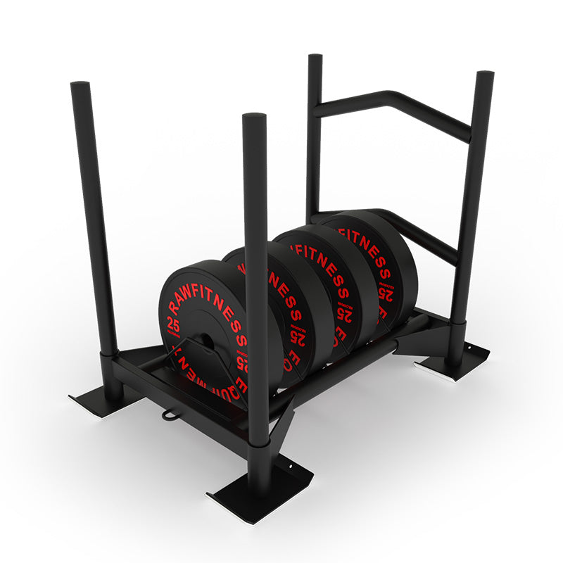 "Sled ""The Bison"" - RAW Fitness Equipment"