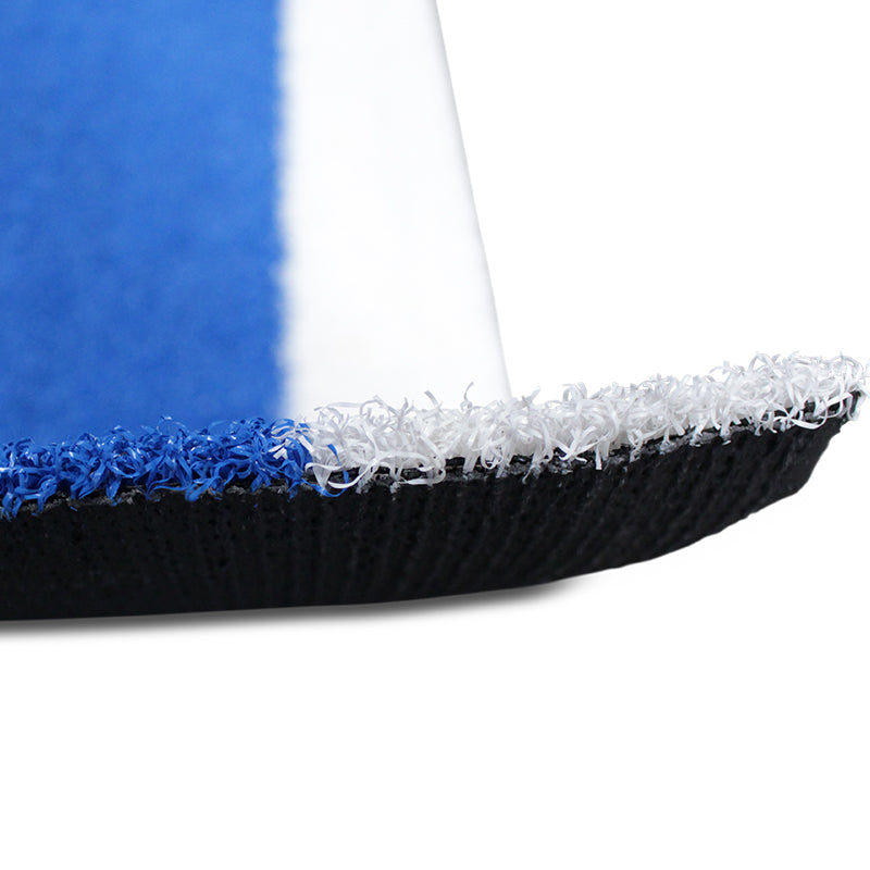 SLED TURF TRACK - PITCH BLUE CURLY 20M - RAW Fitness Equipment