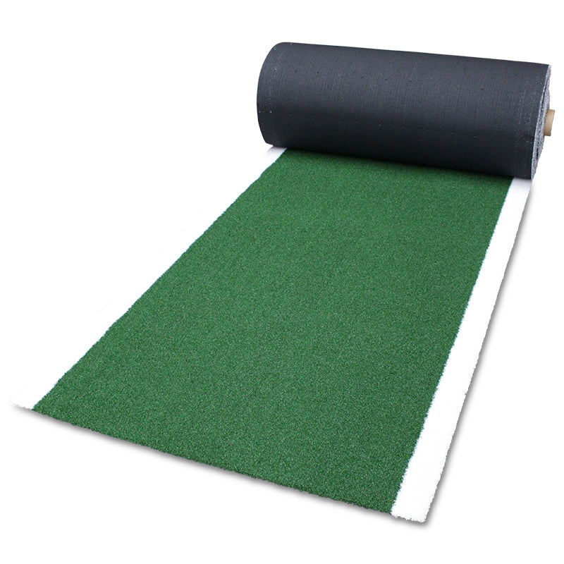 SLED TURF TRACK - PITCH GREEN CURLY 20M