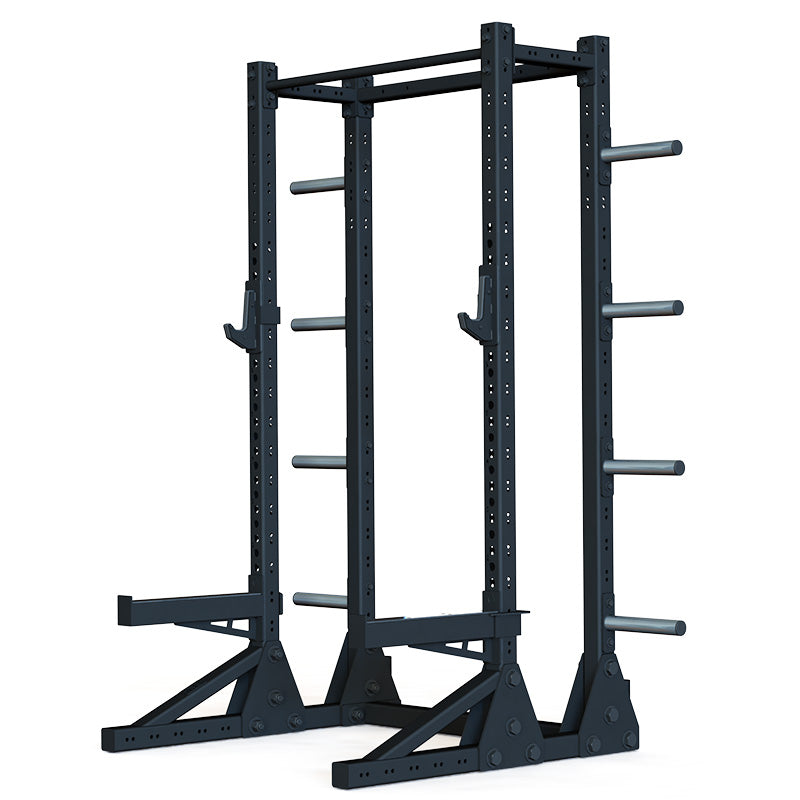 TITAN POWER RACK HD – HALF - RAW Fitness Equipment