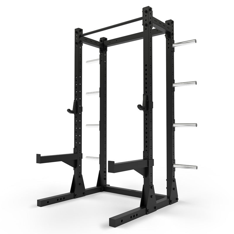 TITAN POWER RACK LITE – HALF - RAW Fitness Equipment