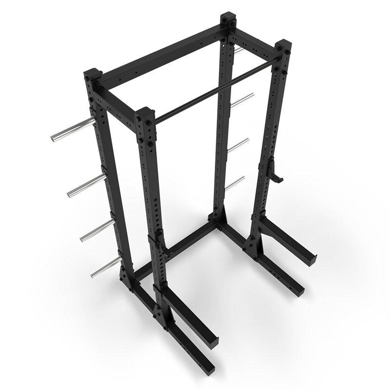 Titan Power Rack Lite Half - RAW Fitness Equipment
