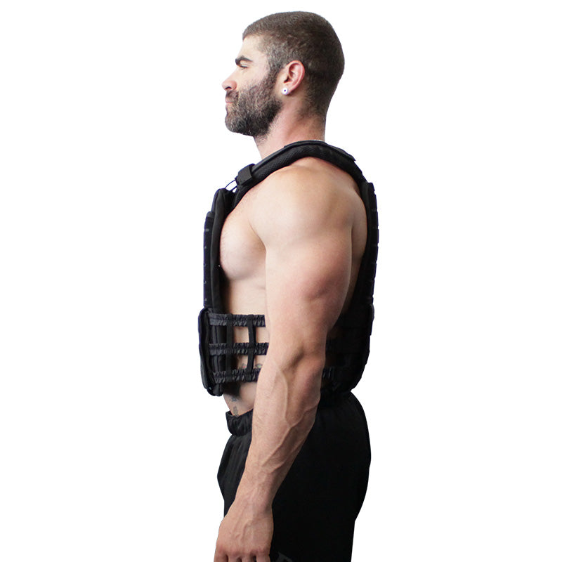 Weight Vest - Set - RAW Fitness Equipment