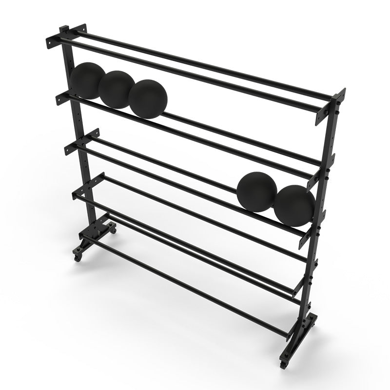 WALL BALL MULTI BALL RACK - RAW Fitness Equipment