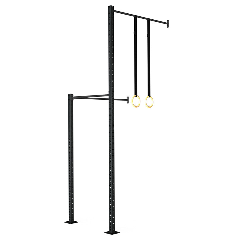 Wall-Mounted Rig - Concept 02 - RAW Fitness Equipment
