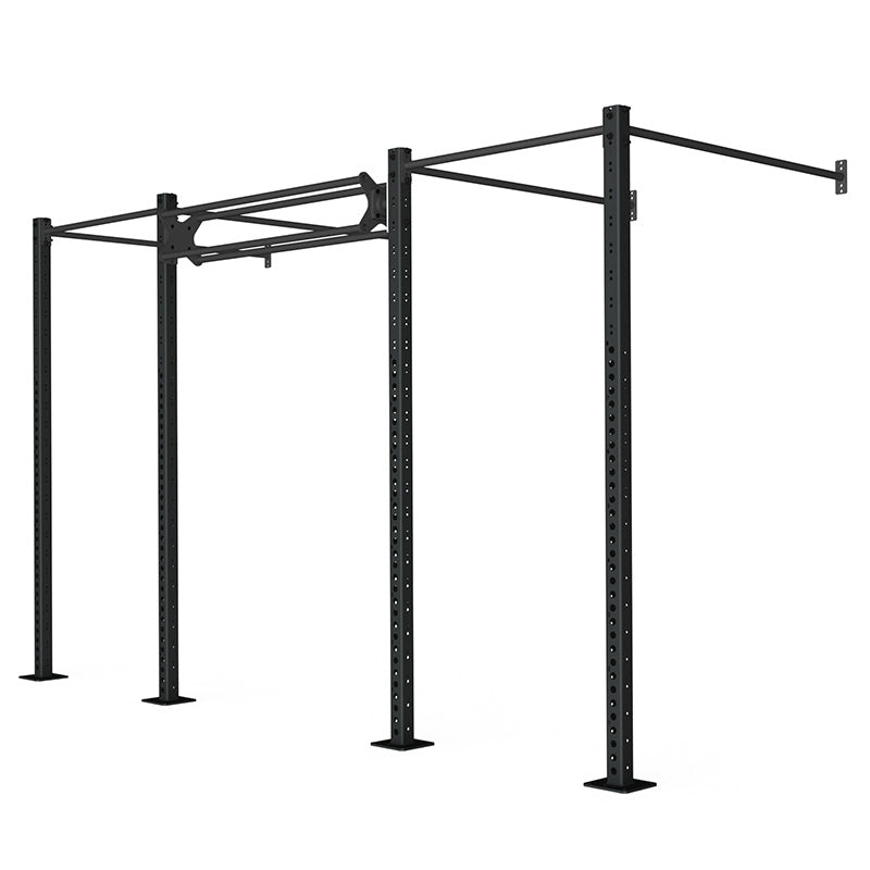 Wall-Mounted Rig - Concept 04 - RAW Fitness Equipment