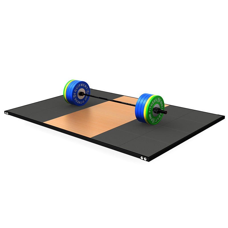 Weightlifting Platform - 2m - RAW Fitness Equipment