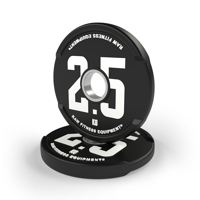 CPU Weight Plate - 2.5KG Pair - RAW Fitness Equipment
