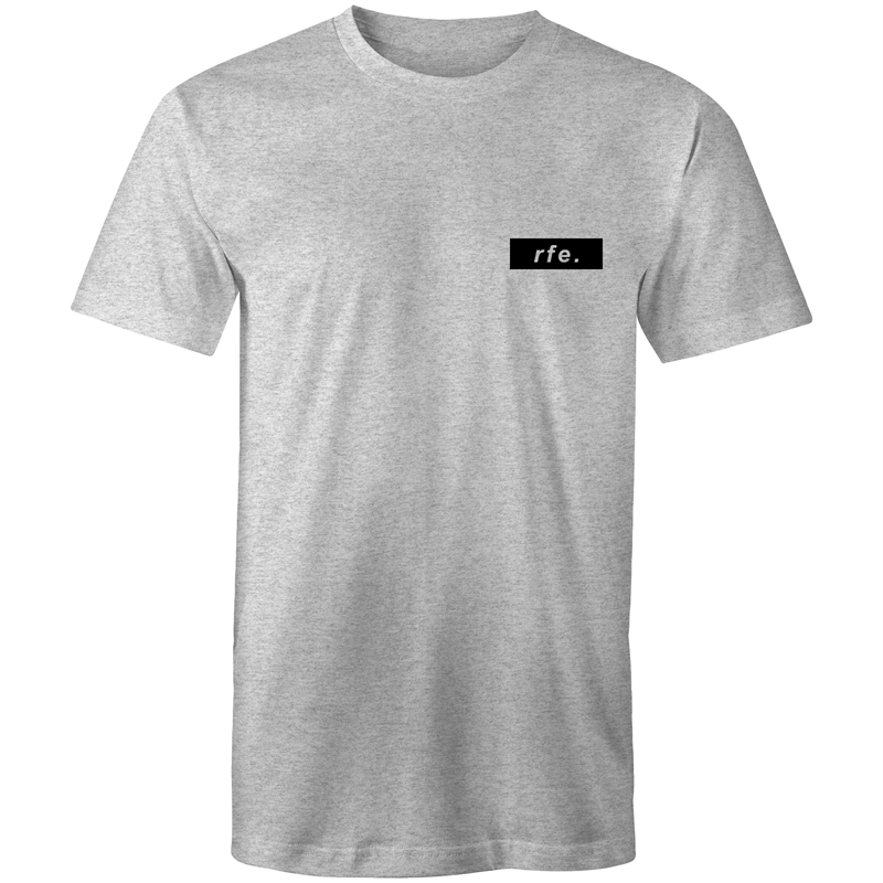 Black Box Logo Tee - More Colours - RAW Fitness Equipment