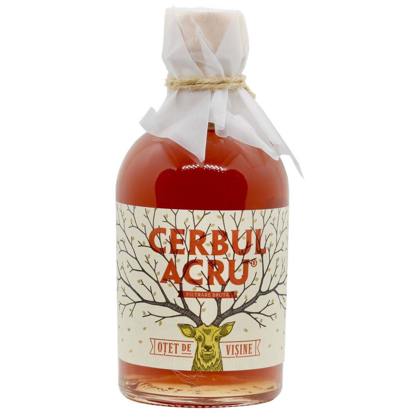 Sour cherry vinegar 250ml - De Mana