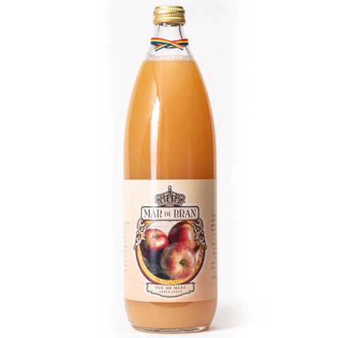 Organic apple juice 1l - De Mana