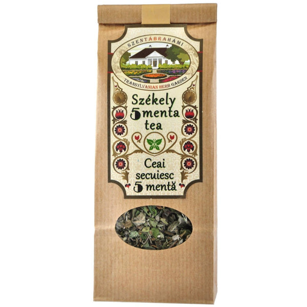 Organic five mint tea 20g - De Mana