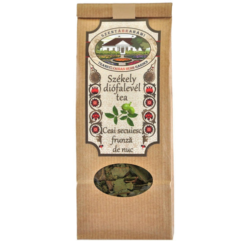 Organic walnut leaf tea 20g - De Mana