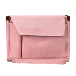 Pink Waterproof Mobile Office Pouch and Organiser