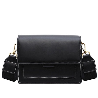 Black or Colour Contrasting Small cute handBag - High fashion elegance