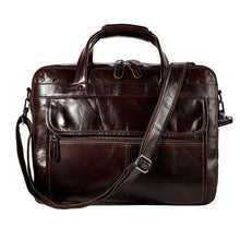Load image into Gallery viewer, Genuine Leather Antique Style Executive Business Bags